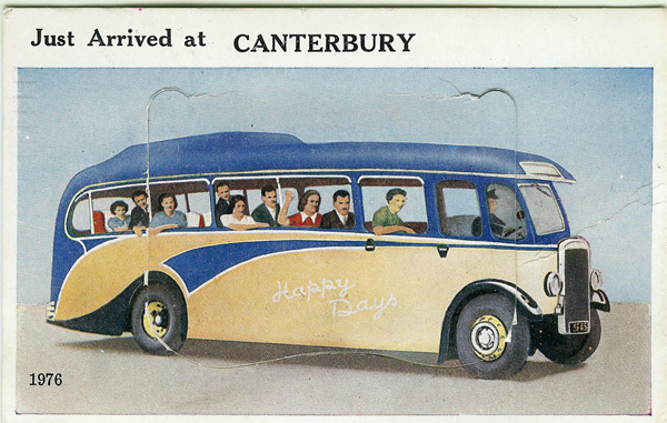 Canterbury Bus