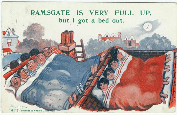 Ramsgate Postcards