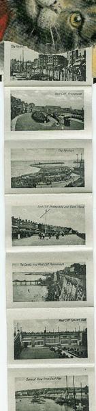 Ramsgate Comic Seaside Postcard