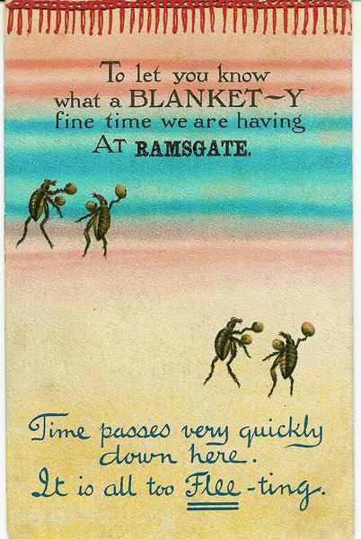 Ramsgate flea card