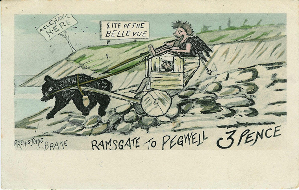 Ramsgate Pegwell card