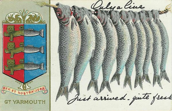 Yarmouth postcard
