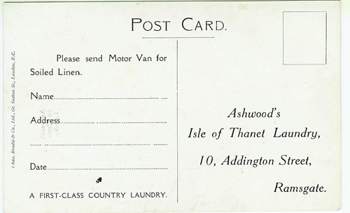 Ashwoods Laundry, Addington Street