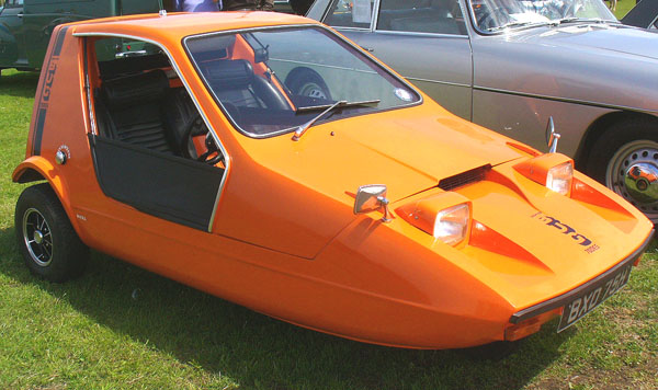 Cliftonville Car Show