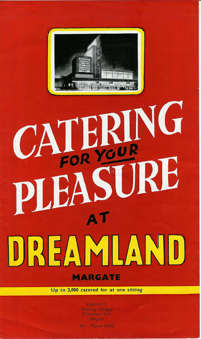 Dreamland Catering Brochure