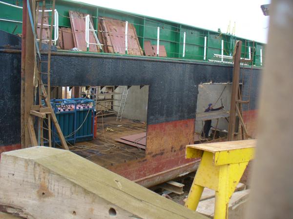 ship repairs in Ramsgate