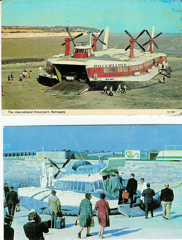 Ramsgate hovercraft