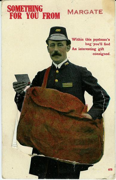 Margate postcard