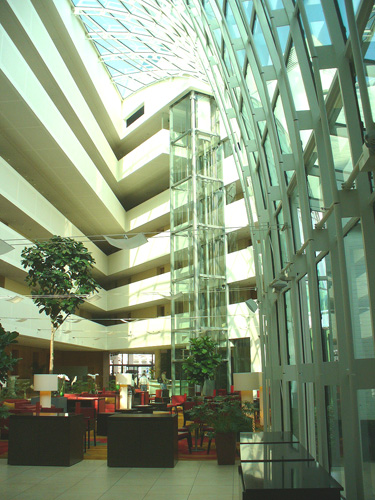 Marriott hotel Ghent