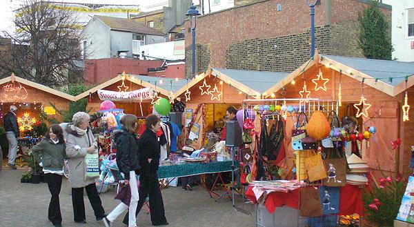 Ramsgate christmas market