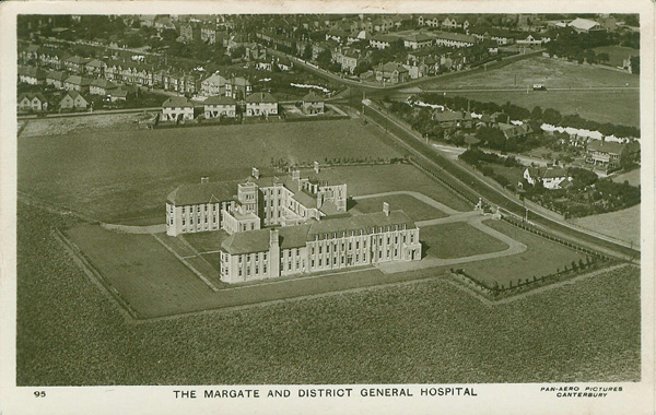 Margate hospital then