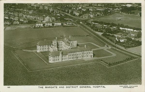 Margate hospital then