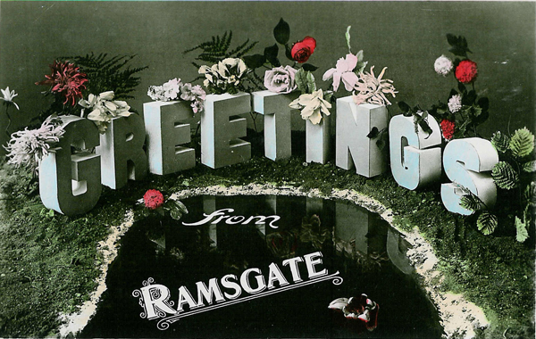 Greetings from Ramsgate
