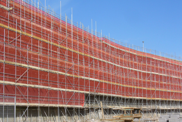 East Cliff Scaffolding