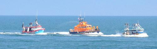 Trawler Race