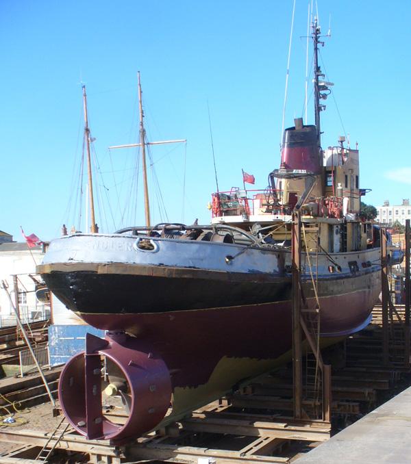 tug repairs